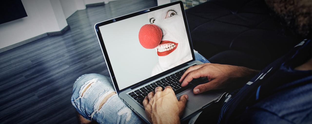 As mentiras da Internet. Parte 1