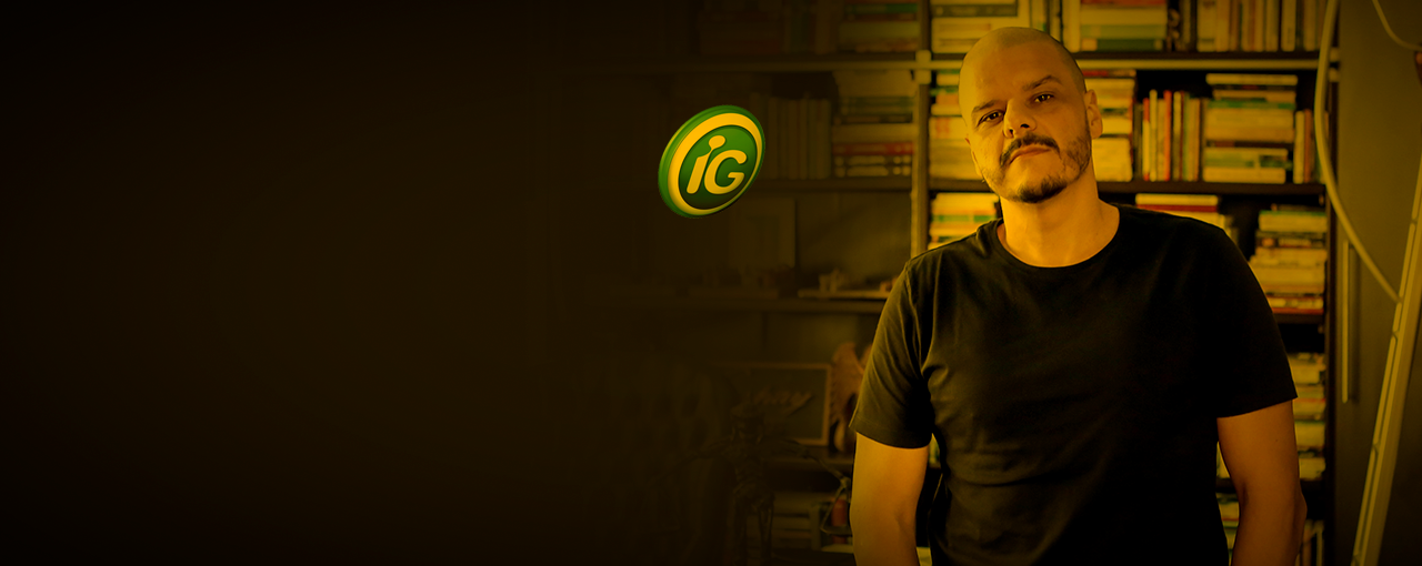Entrevista para o Portal iG